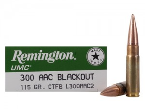 Remington UMC 300 AAC